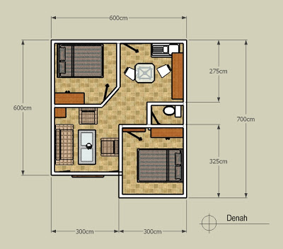 Membuat Rumah Kayu Minimalis Rumah Minimalis Tipsy